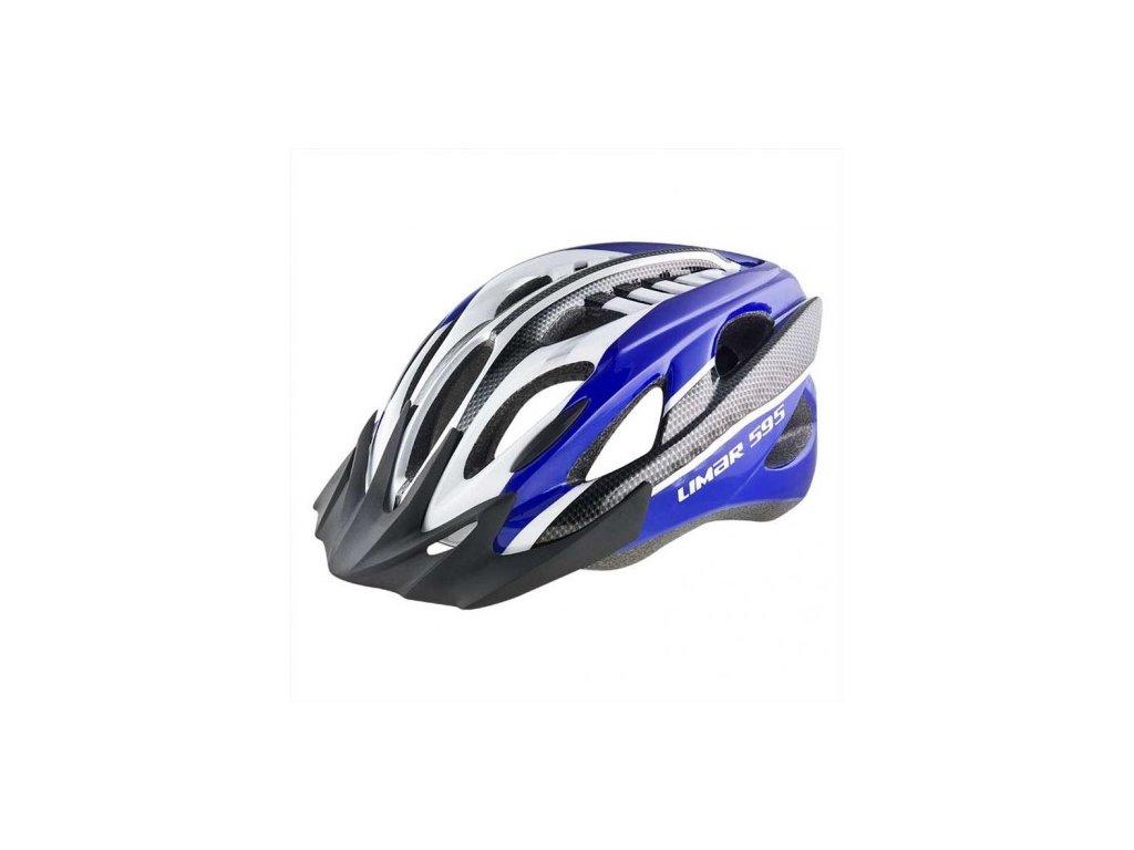 Přilba Limar 595 blue 55 - 61 cm