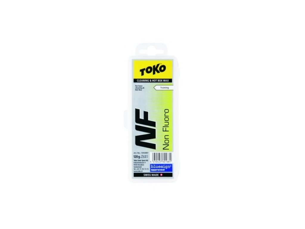 Vosk TOKO NF Cleaning a Hot Box Wax 120 g