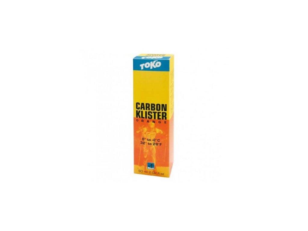 TOKO Klister Carbon Orange 60ml