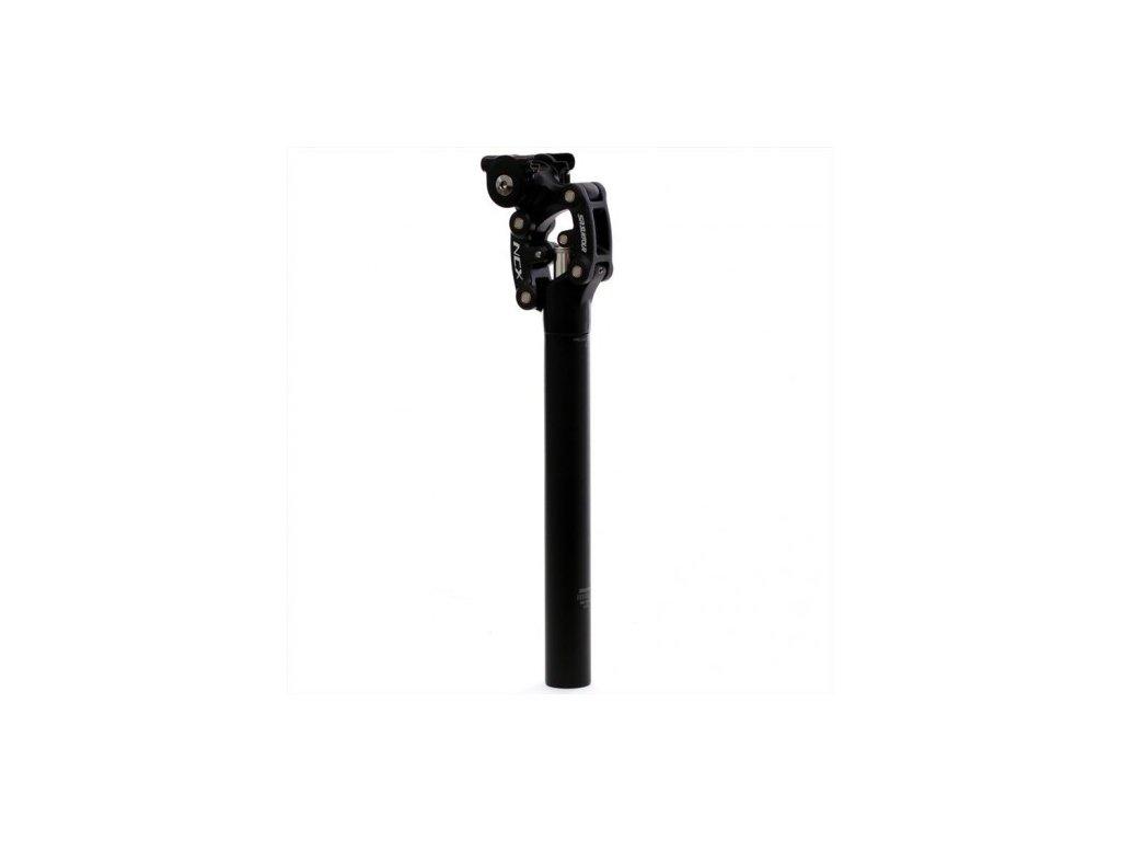 Sedlovka SUNTOUR NCX 27,2 mm 350 mm černá odpružená