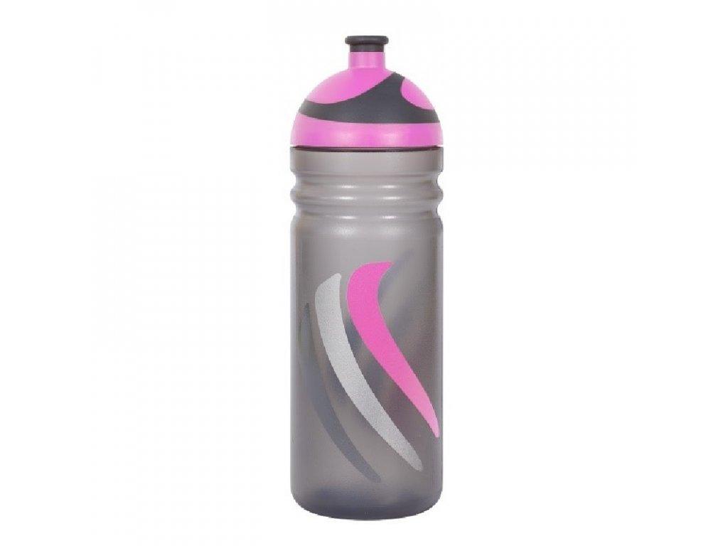 Zdravá láhev R+B 0,7 l růžová