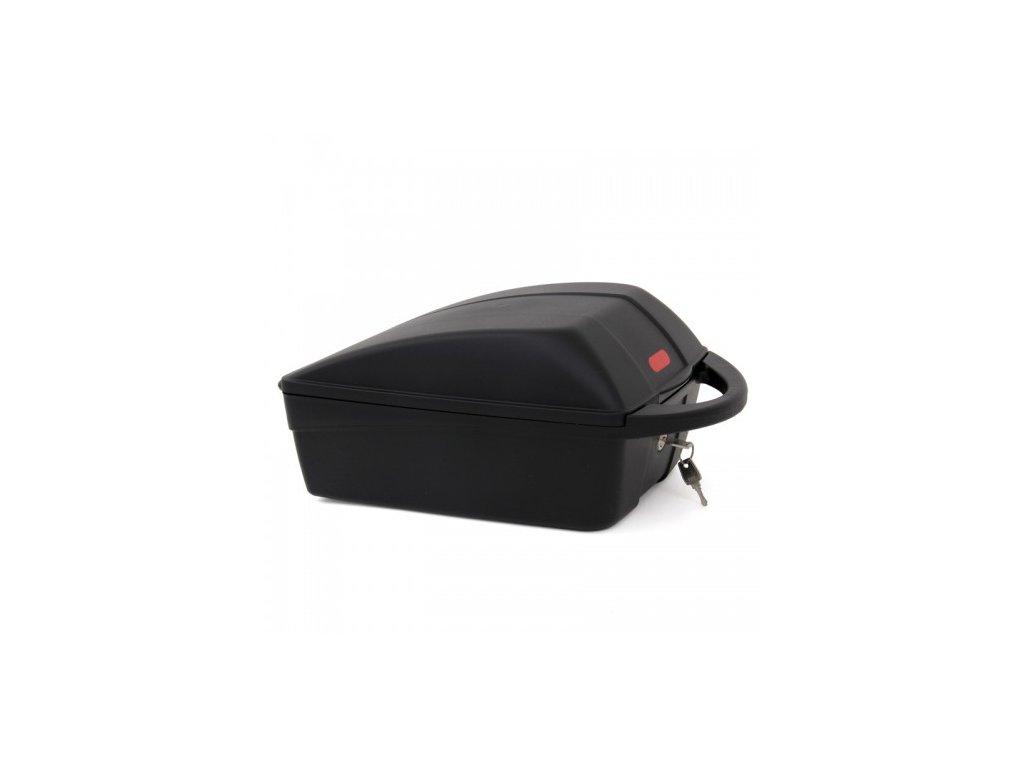 Box plastový Polisport s QRS - uzamykatelný 11 l