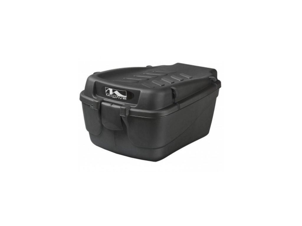 Box M-WAVE plastový na nosič XL 18 l