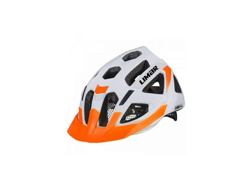 Přilba Limar X-Ride Reflective Matt White 57-62 cm
