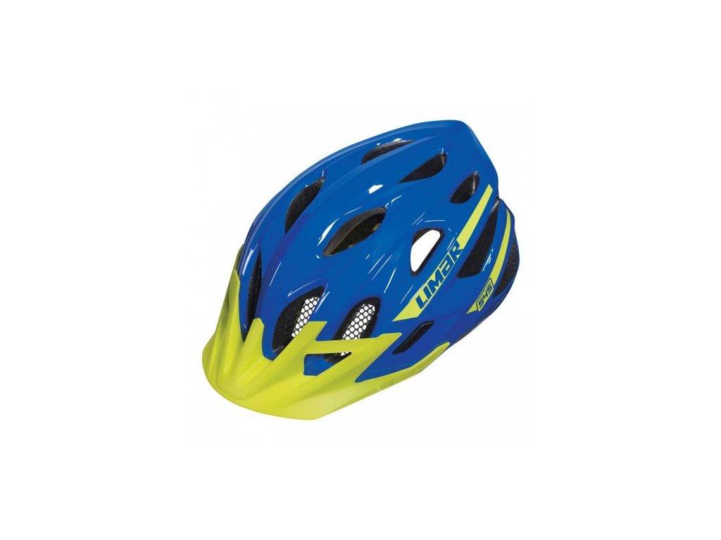 Přilba Limar 545 Blue Green 57-62 cm
