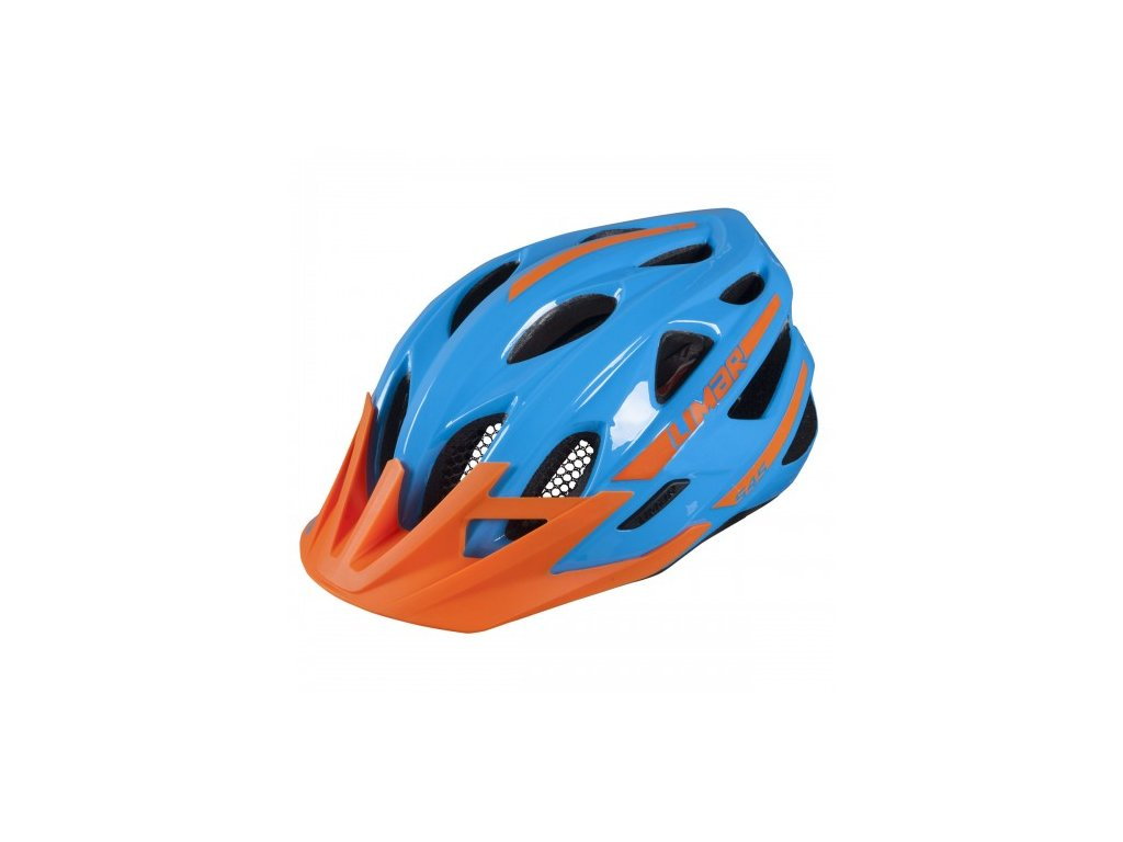 Přilba Limar 545 Blue Orange  57- 62 cm