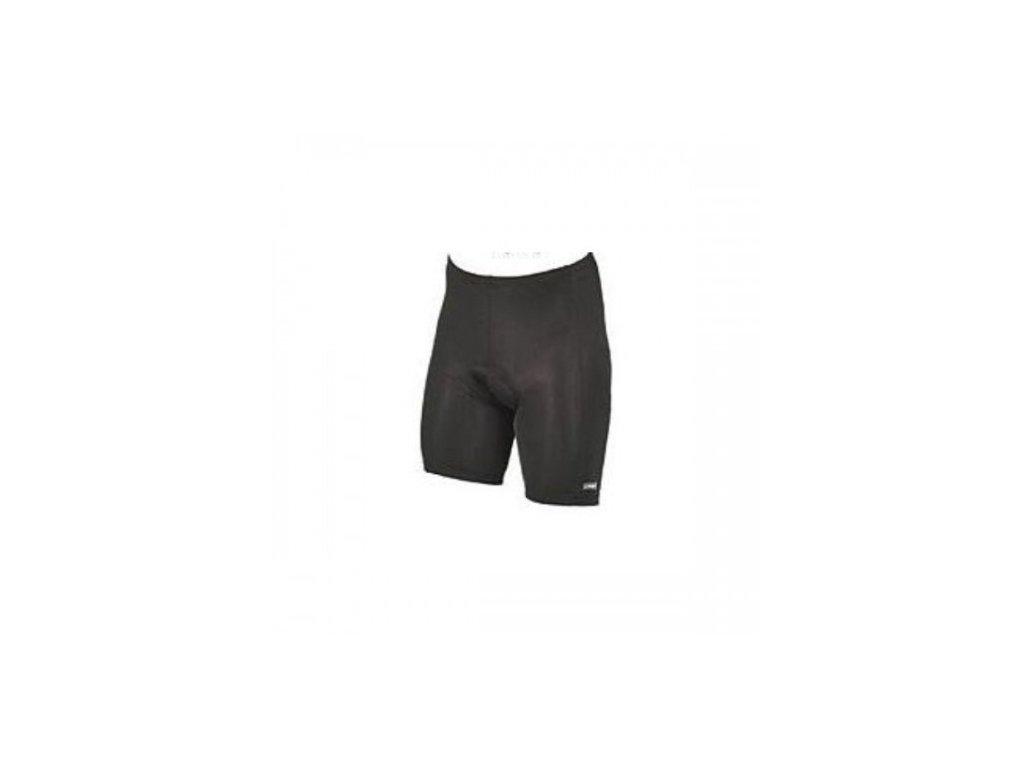 Cyklo kalhoty krátké FREERACE do pasu dětské