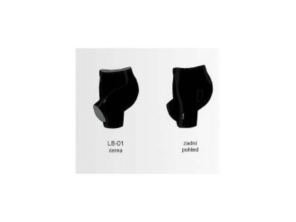 Kalhoty AXON CLASSIC černé