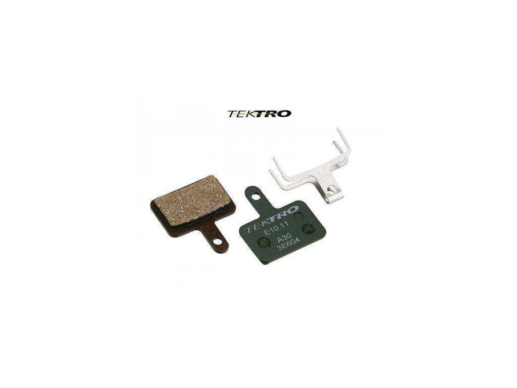 Destičky TEKTRO AQUILA TK-E10.11 brzdové (2ks)