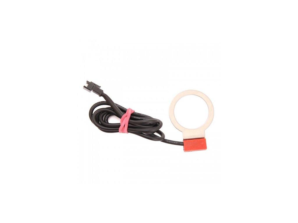Snímač šlapání AP pravý s kabelem 800 mm single hall, konektor do nosičové ŘJ