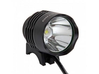 Světlo Spectro CREE 1 čelovka přední