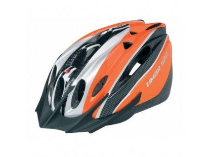 Přilba LIMAR 520 black Orange