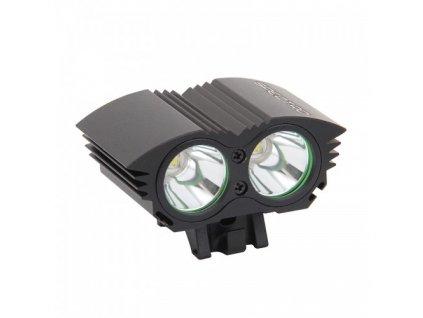 Světlo Spectro CREE 2 čelovka přední