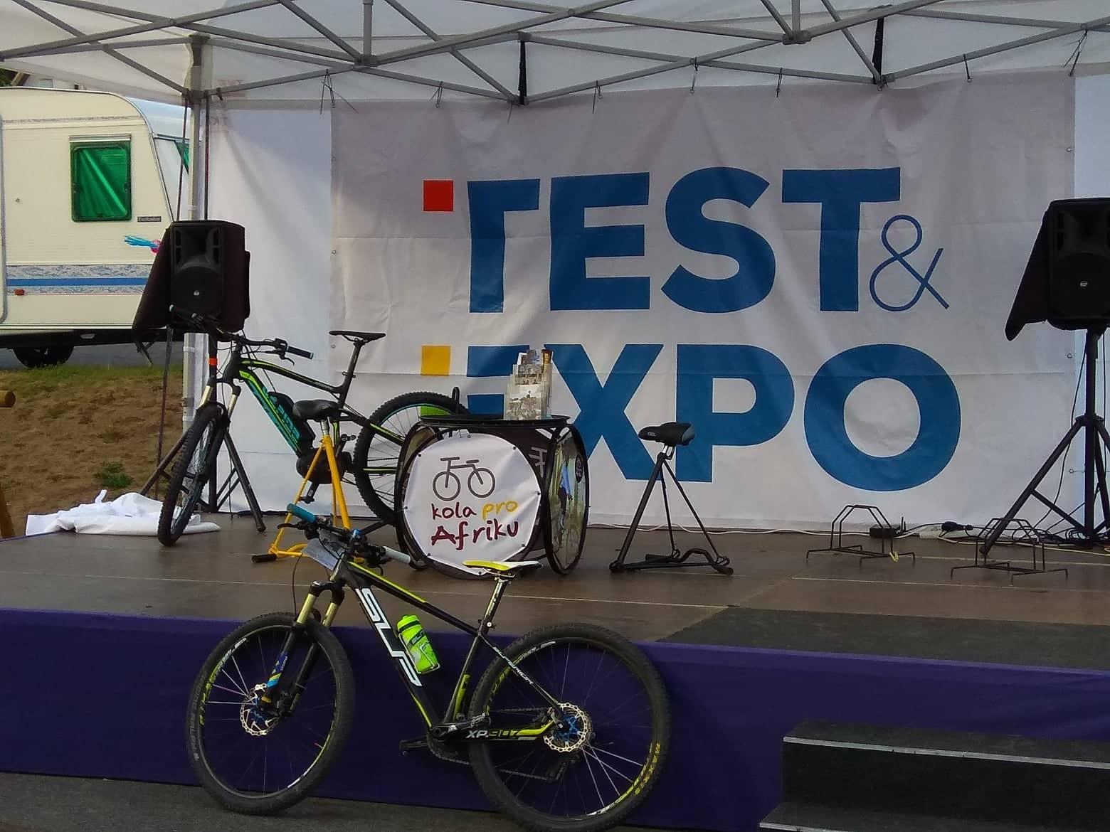 Navštívili jsme výstavu TEST&EXPO v Novém Městě na Moravě