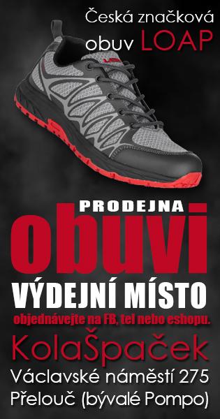 Nová prodejna obuvi Přelouč