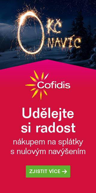 Cofidis - nákup na splátky