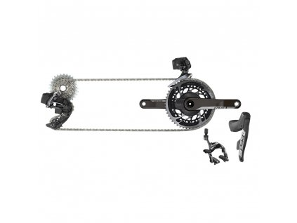 00.7918.078.001 - SRAM AM RED AXS 2X GROUPSET ROAD