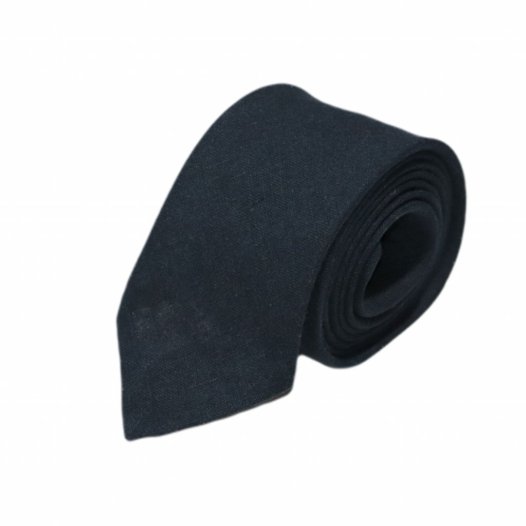 """Pánská lněná kravata """"Goya"""""""
