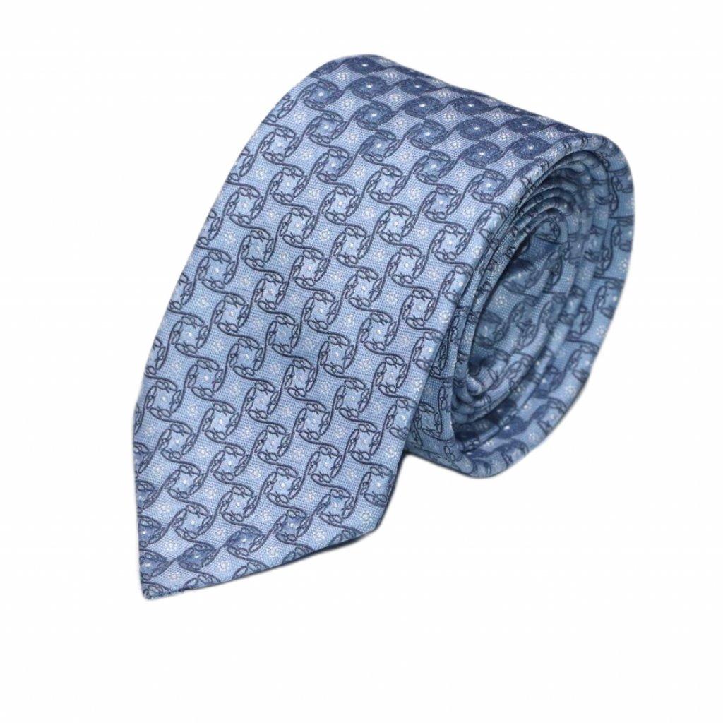 """Pánská hedvábná kravata """"Miles"""""""