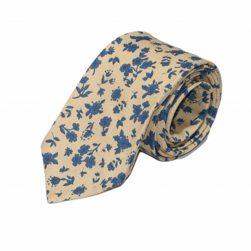"""Pánská bavlněná kravata """"Calkins"""""""