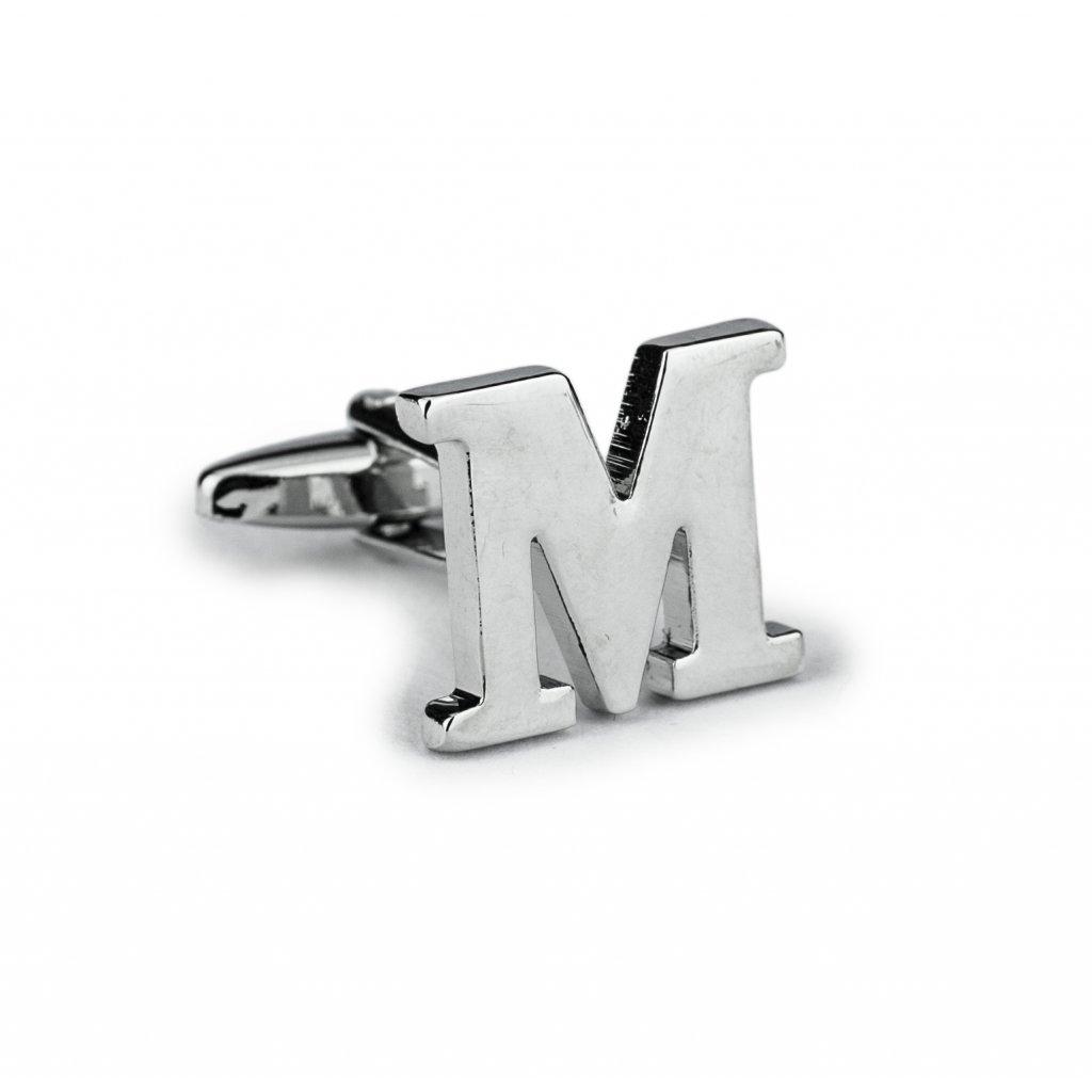 Manžetový knoflíček M