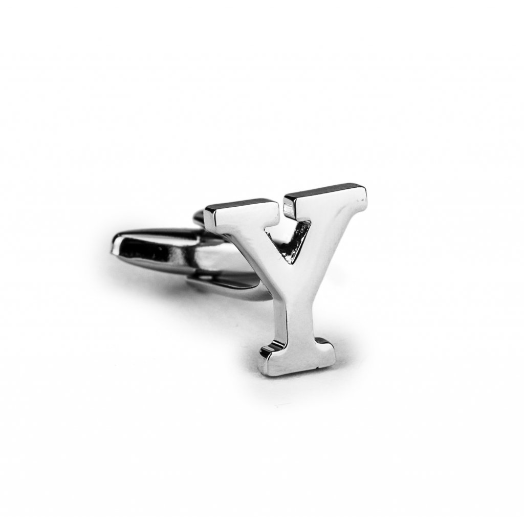 Manžetový knoflíček Y