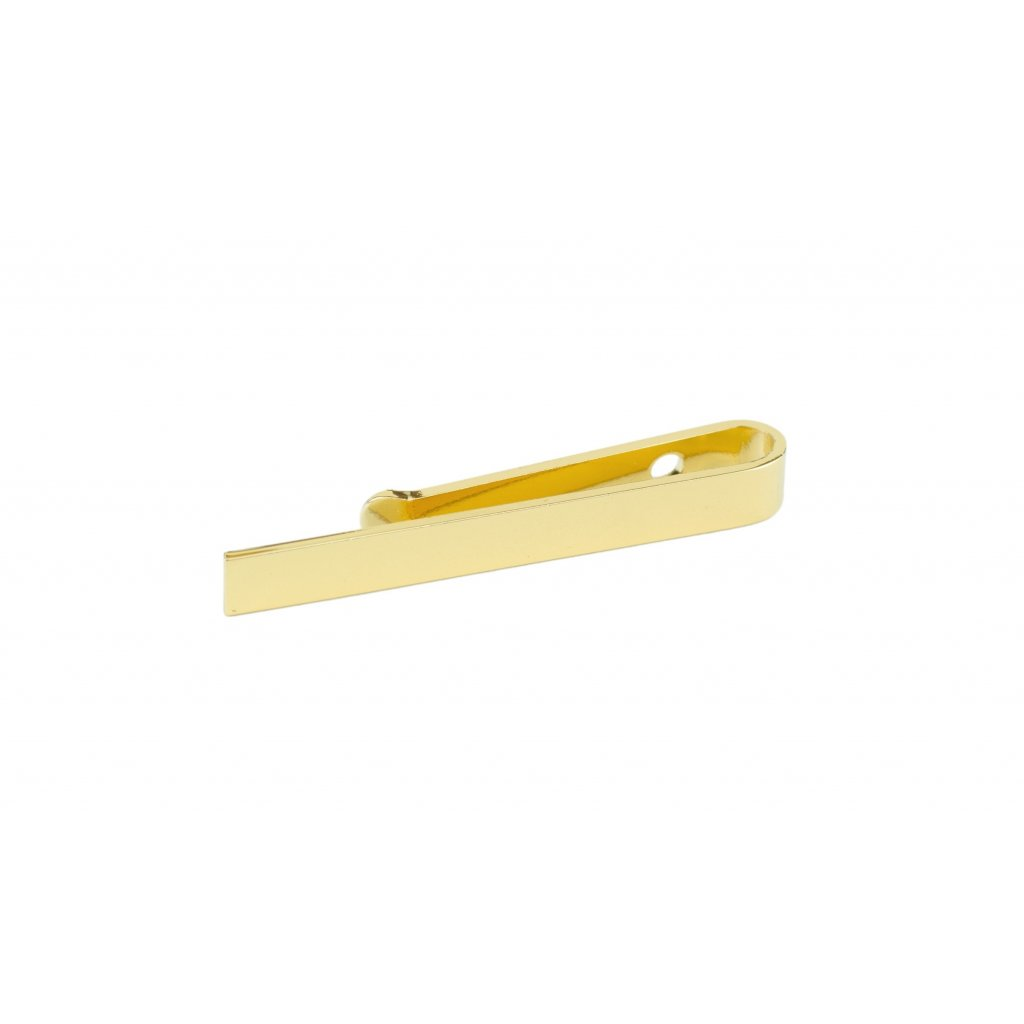 Zlatá kravatová spona