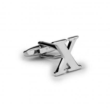 Manžetový knoflíček X