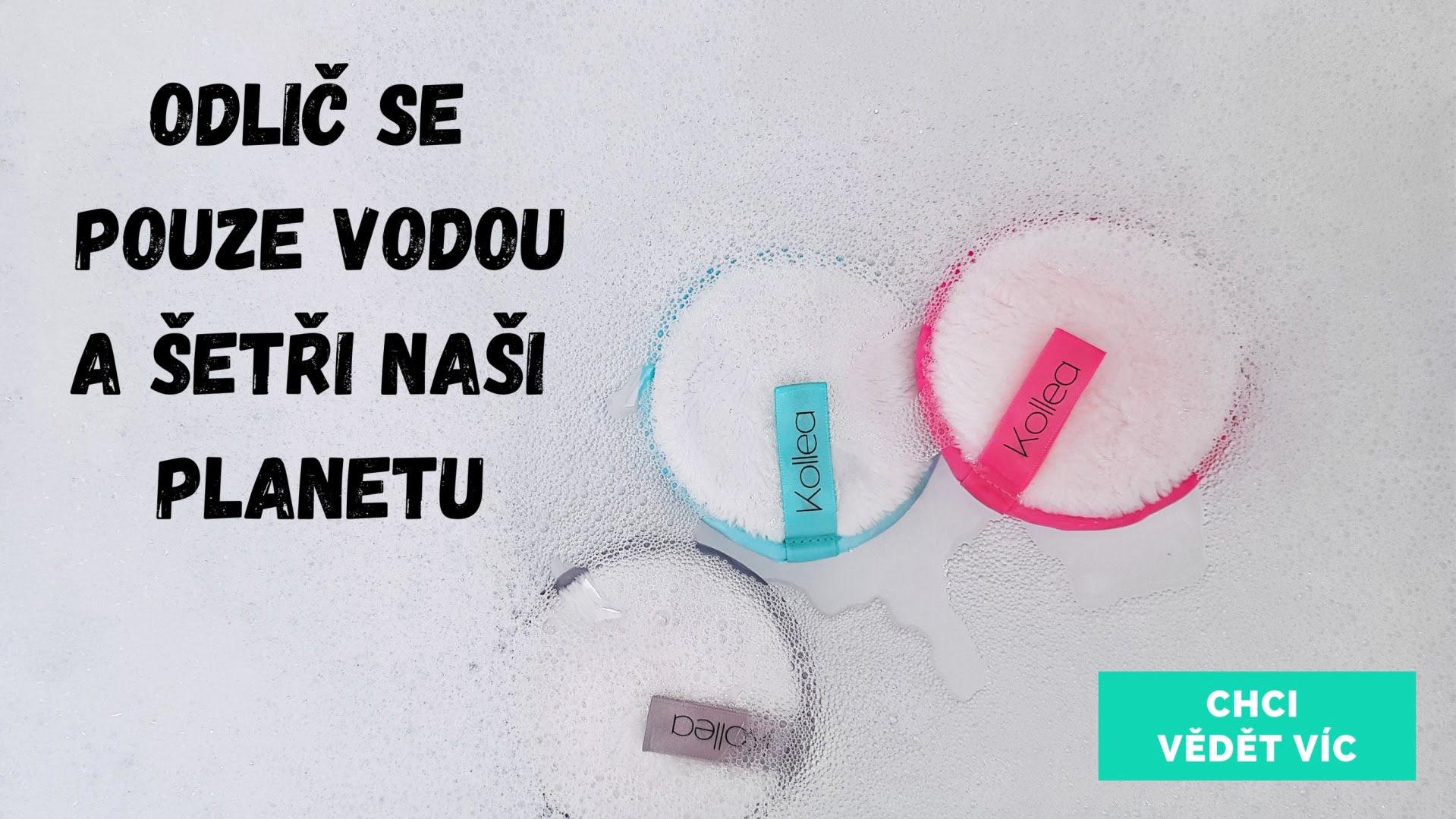 Kosmetické tampony z mikrovlákna