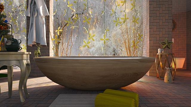relaxační koupel