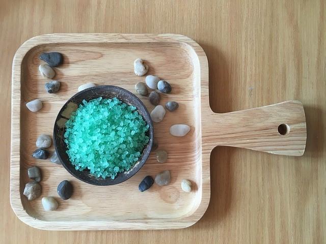 mořská sůl do koupele z mrtvého moře