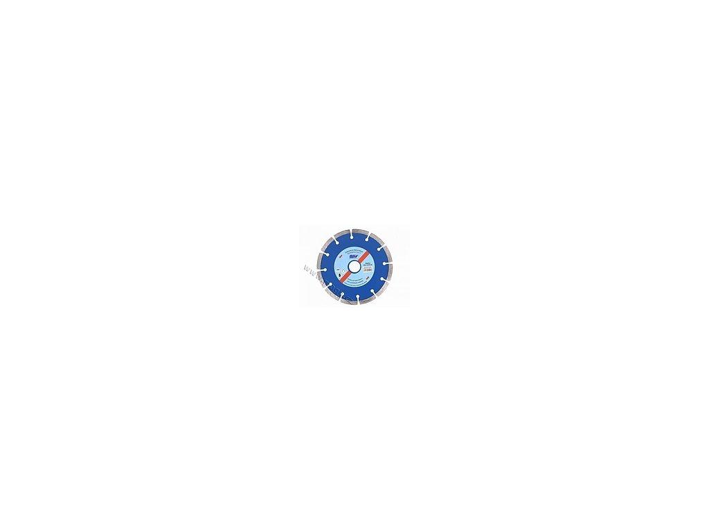 KOTOUČ diamantový segment. 115x22,2 DKS