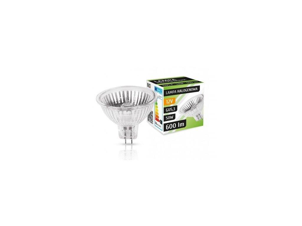 lampa halogenowa 50w mr16 gu53 12v inq