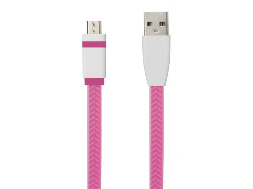 pol pl Kabel TB USB Micro USB 1m rozowy 48159 1 s