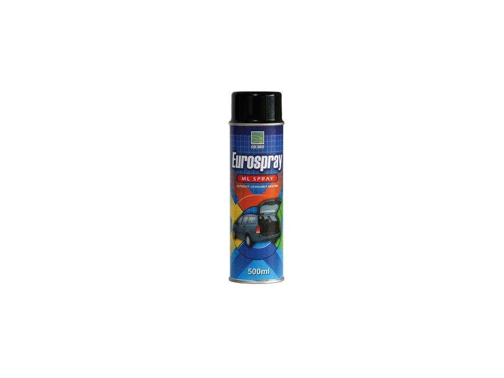 dutinovy ochranny nastrik podvozku colorit s hadickou 500 ml 6411
