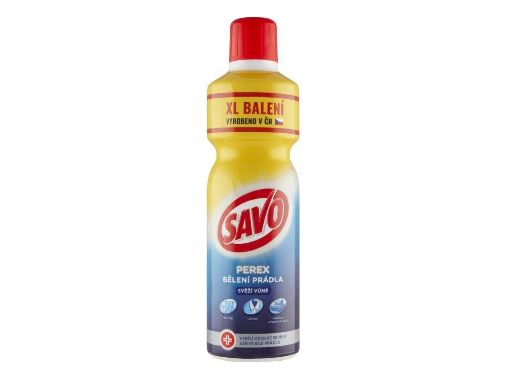 SAVO PEREX Svěží vůně 1,2l        0171
