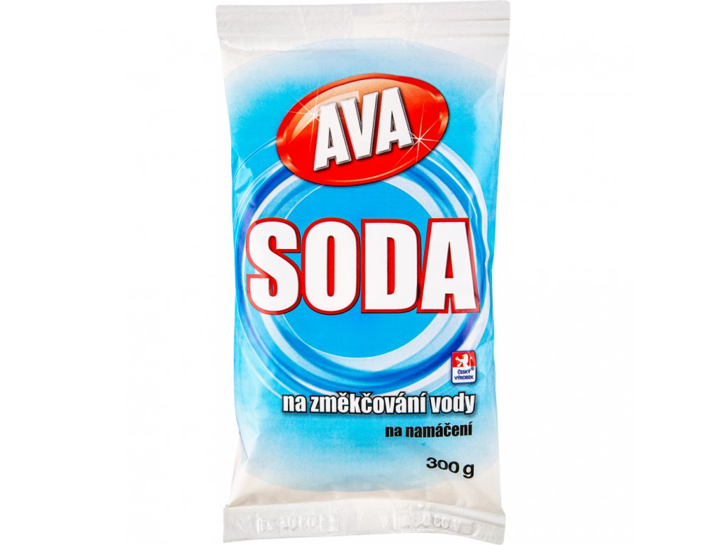 SODA AVA na namáčení vody 300g