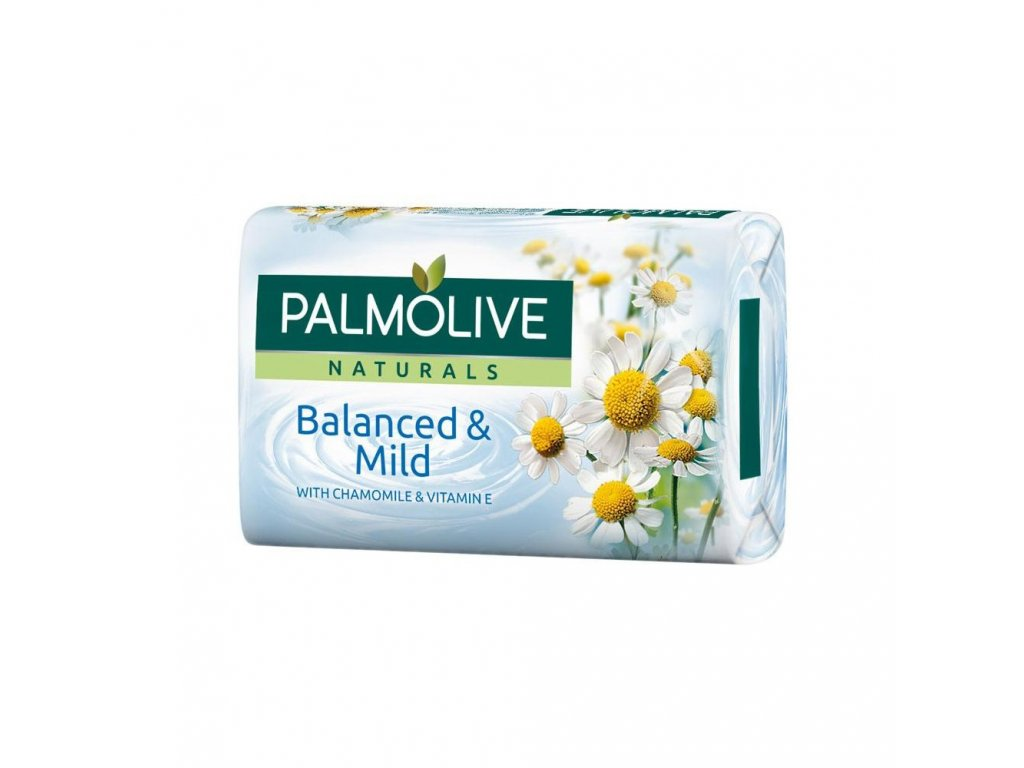 Toaletní mýdlo Palmolive Heřmánek-bílé 4848/3770