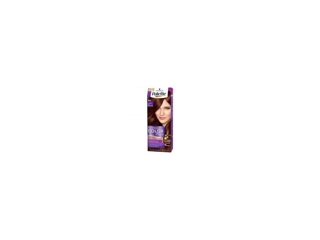 Palette Intensive Color Creme barva na vlasy kaštanový R4
