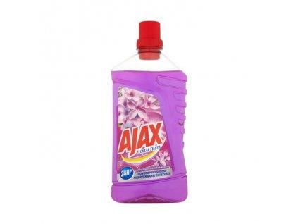 eng pl Ajax Floral Fiesta Lilac Flowers cleaning fluid 1L 19300 1
