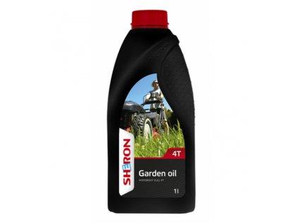 olej sheron garden 4t