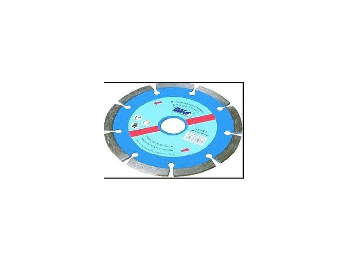 KOTOUČ diamantový segment 150x22,2 DKS MAGG
