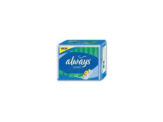 Hygienické vložky Always classic standard