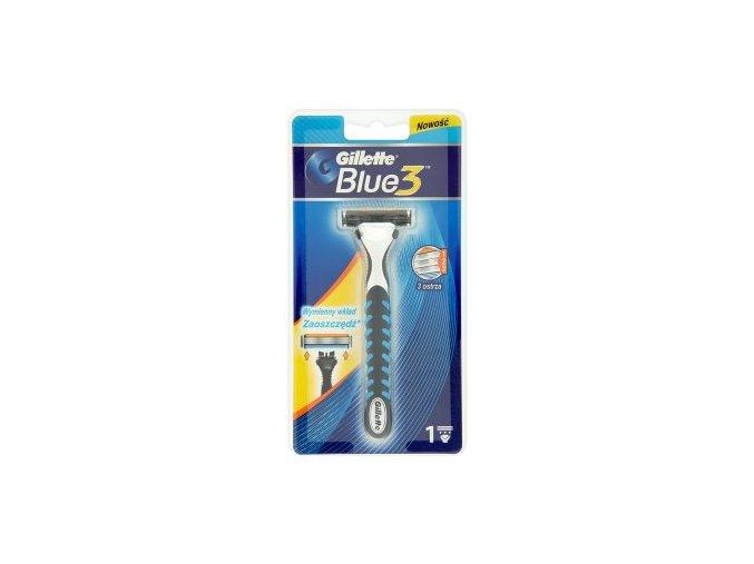 Gillette Blue3 holící strojek 3břity       7155