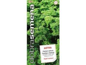 ASTRA 3 g Petrzel zahradni