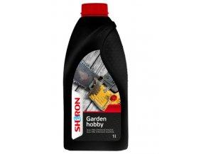 olej sheron garden hobby