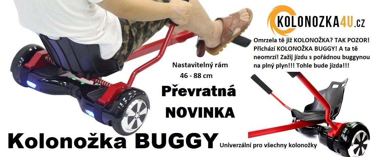 Hoverboard Buggy (NOVINKA)