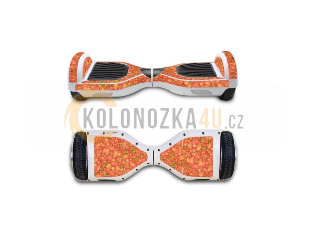 n lepka pro hoverboard orange kolono ka gyroboard smart balance wheel hoverboard je. Black Bedroom Furniture Sets. Home Design Ideas