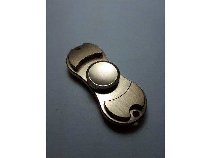Fidget Spinner Shine zlatý  (SUPER KVALITA)