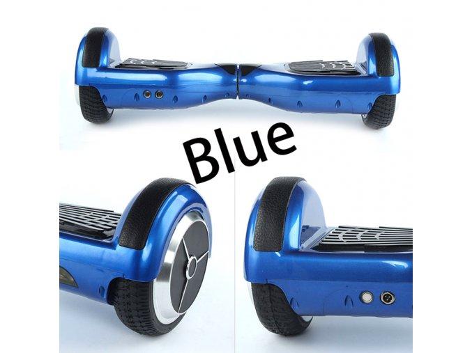 "Hoverboard Q3 7"" modrý (gyroboard, smart balance wheel) doprava zdarma / podobná vozítku mini segway"